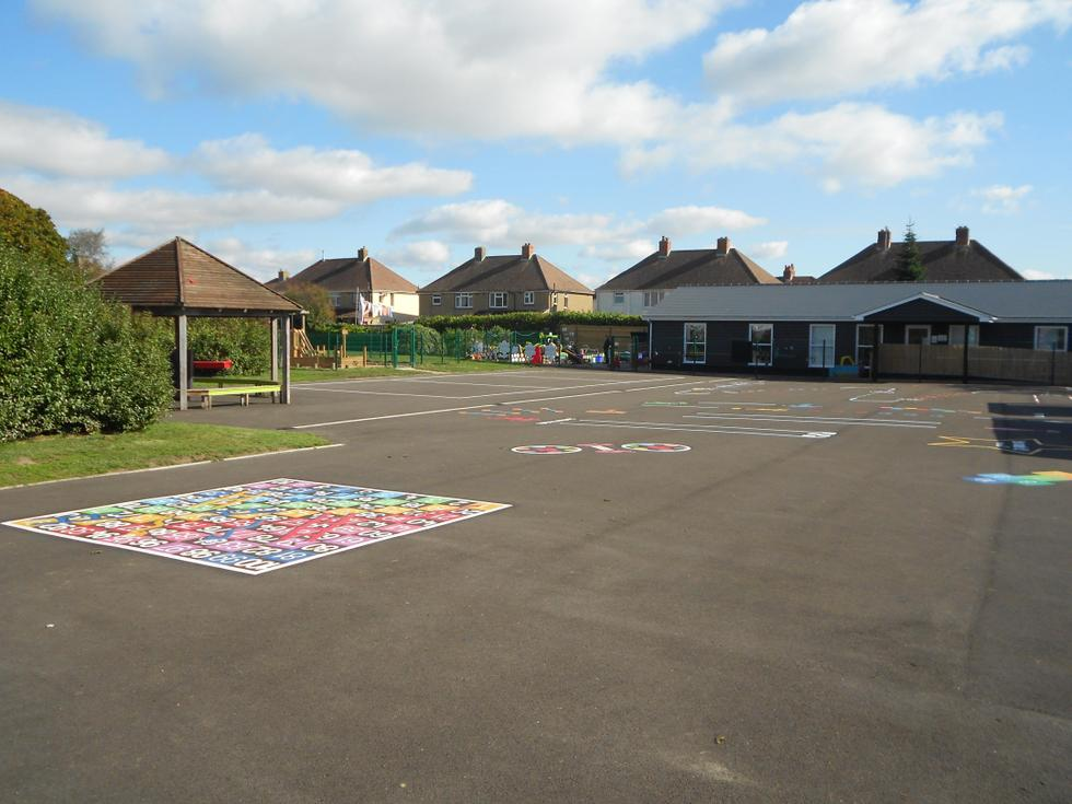 Brockhurst Primary playground